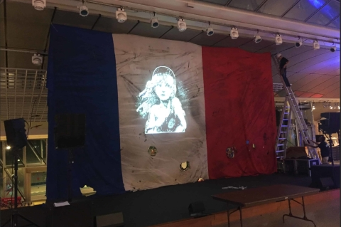 Les Miserables Gala Premier Night